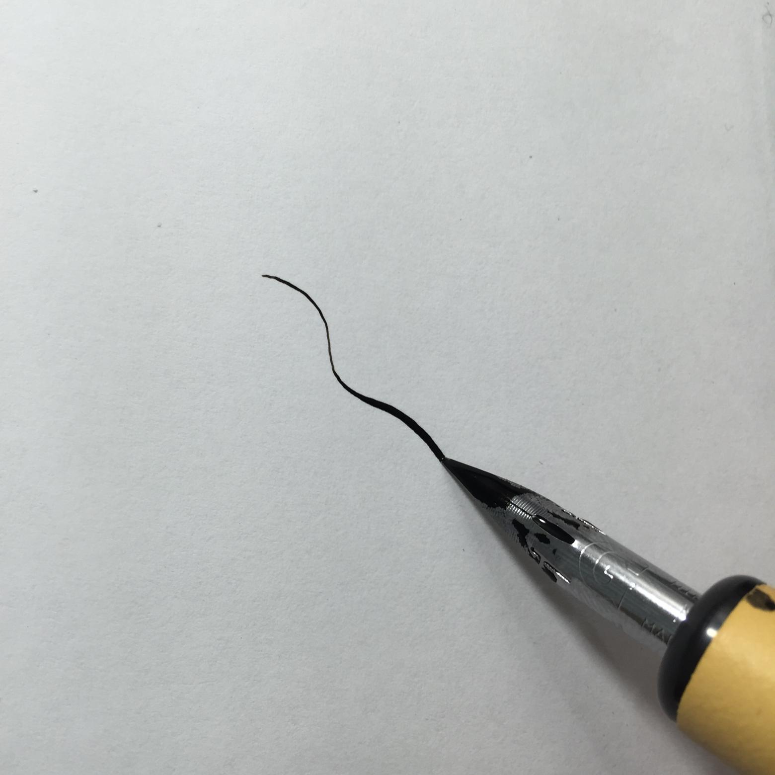 漫画のペン Gペン