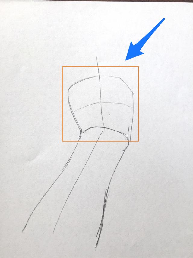 手のデッサン イラストの描き方