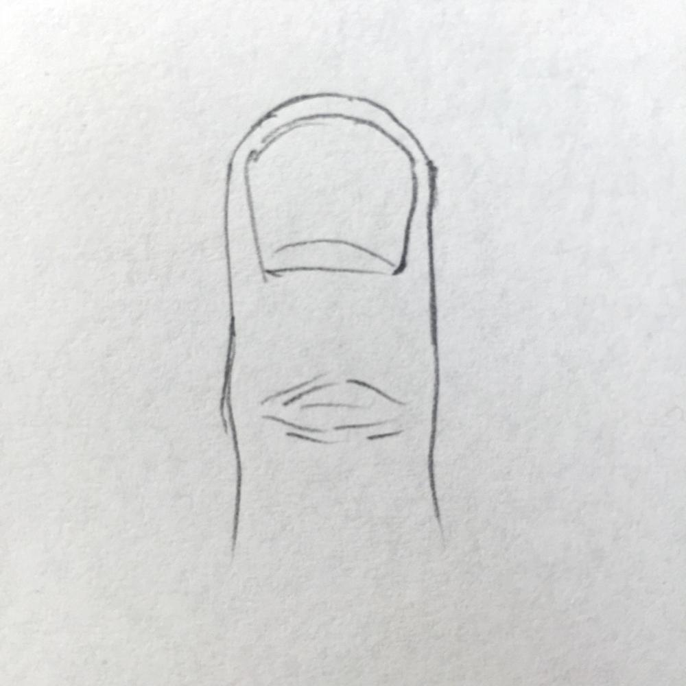手の描き方 手の上達のコツ 指の練習