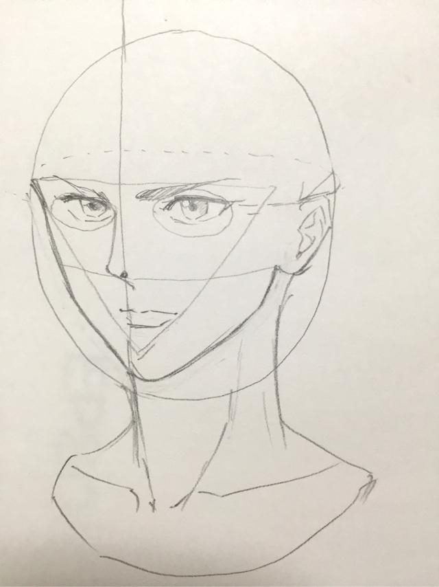 人の描き方 イラストのコツ