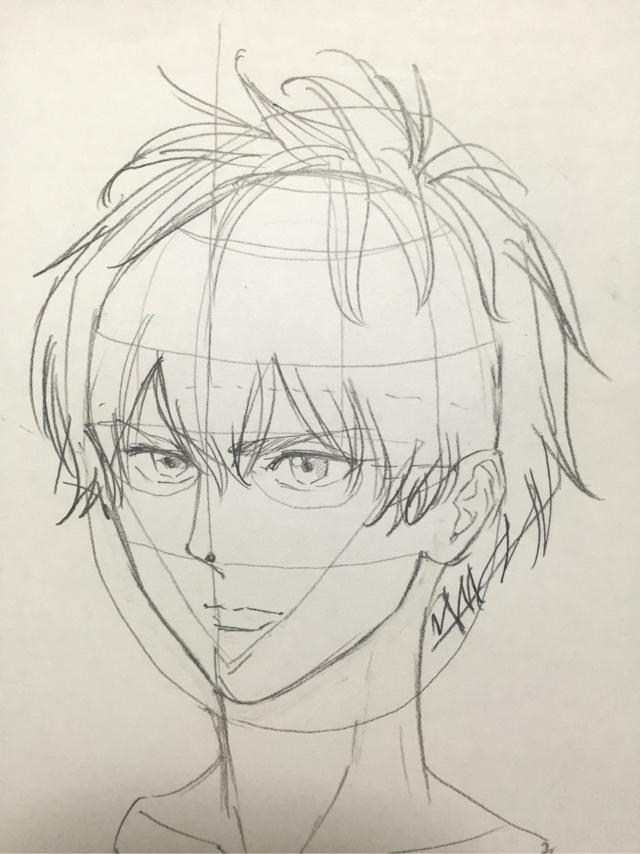顔の書き方 絵の初心者 練習法