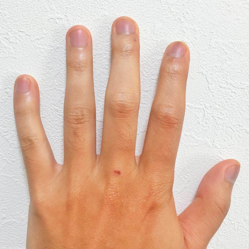 手の描き方 絵の練習